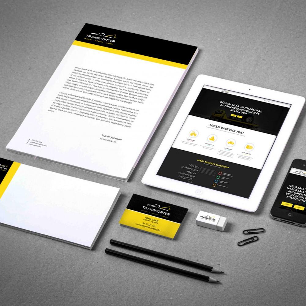 arculat tervezés weboldal készítéssel